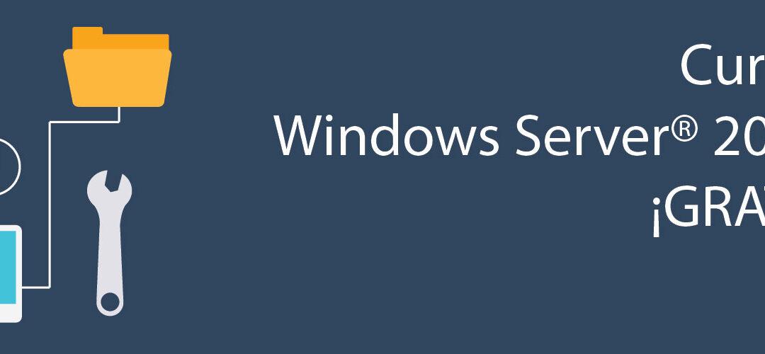 Conoce lo nuevo de Windows Server 2016 ¡GRATIS!