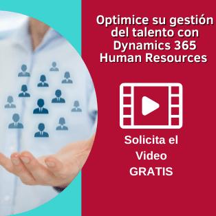 Webinar  Optimice su gestión del Talento con Dynamics 365 Human Resources