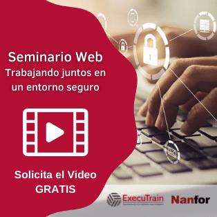 Seminario web - Trabajando juntos en un entorno seguro