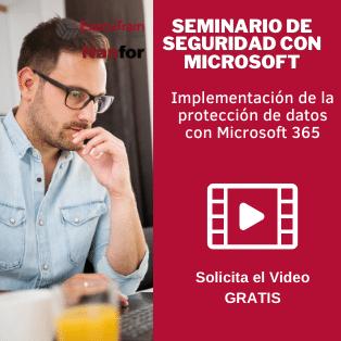 Evento de seguridad Microsoft: Soluciones de prevención de pérdida de datos para una organización