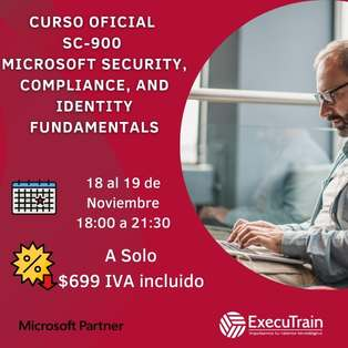 SC-900 Microsoft Security Compliance and Identity Fundamentals